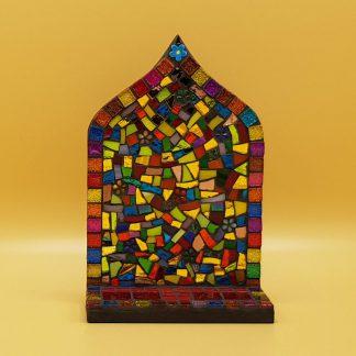 uniek mozaiek altaartje multicolor
