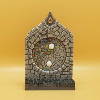uniek mozaiek altaartje natuursteen