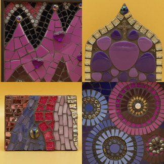 Uniek mozaiek