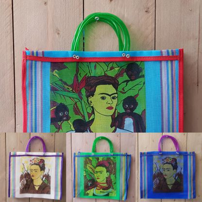 Frida Kahlo boodschappentas