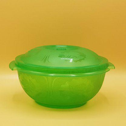 plastic fruitschaaltje groen