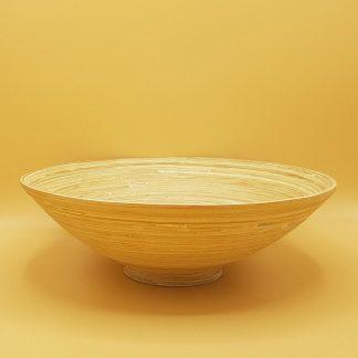 mozaiek benodigdheden bamboe schaal