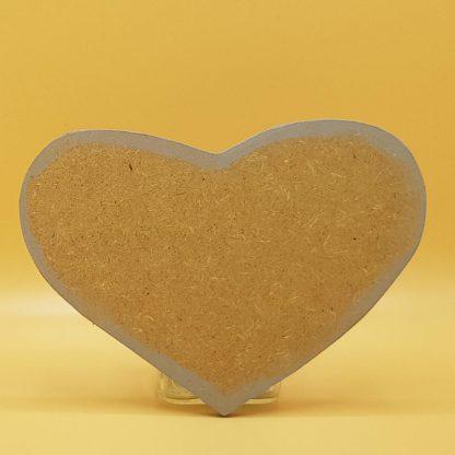 mozaiek benodigdheden houten vorm hart