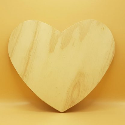 mozaiek benodigdheden houten hart