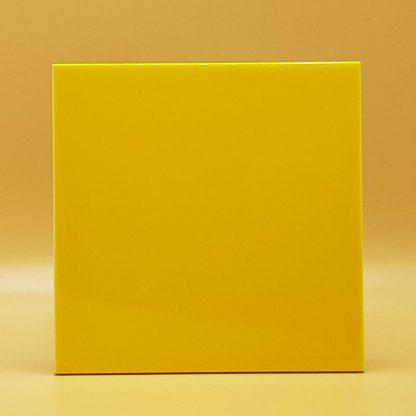 mozaiek tegel spectra yellow geel