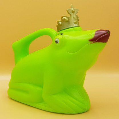 plastic gieter kikker prins
